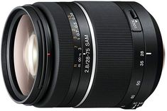 Sony Smooth Autofocus Motor (SAM) Full Frame Lens for Sony Mount Digital SLR Cameras * Continue to the product at the image link. Digital Camera Lens, Sony Camera, Digital Slr, Camera Gear, Digital Cameras, Nikon D3100, Sony A6000, High Contrast Photos, Standard Zoom Lens