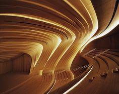 Galeria - Centro Heydar Aliyev / Zaha Hadid Architects - 111