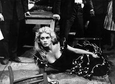 Brigitte Bardot in La femme et le pantin directed by Julien Duvivier, 1959 Brigitte Bardot, Bridget Bardot, Isabelle Adjani, Photos Originales, And God Created Woman, Pamela, Marlene Dietrich, French Actress, Portraits