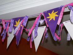 Tangled Flag Bunting