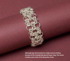 http://4.bp.blogspot.com/-usQNIk1wCU8/UMVgnxcCVyI/AAAAAAAAYA8/WcZ_ny4dSy8/s1600/Classic+Chain+Mail+with+a+Twist+byzantine+circles+bracelet.jpg