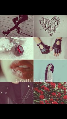 Isabelle lightwood aesthetic