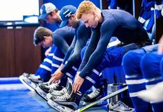 Columbus Blue Jackets, Toronto Maple Leafs, Hockey Players, Ice Hockey, Leaves, Seasons, Gallery, Sports, Image