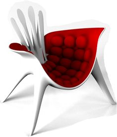 Grassironmaiden Arm Chair - by OMC²