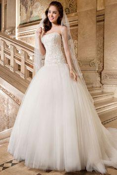 Ball Gown Wedding Dresses : Demetrios Style 580 www.demetriosbrid