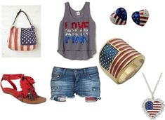 Fourth-Of-July-Fashion-Dresses-Outfits-For-Girls-2013-4th-of-July-2013-14