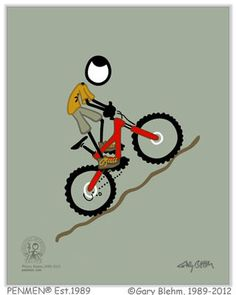 Mountain Bike Penman