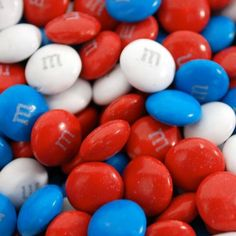 Red, White, and Blue M
