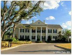 Southwood Plantation house Tallahassee Florida Old Florida