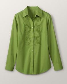lime green tuxedo shirt...oh yeah!