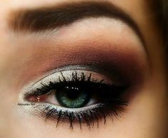 Beautiful. Maybe it could work for brown eyes?