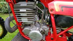 Maico 490 Alpha 1 1982 with 84 SC500 engine twinshock classic motocross   eBay