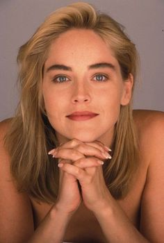 Sharon Stone (1990) Always hot, even now