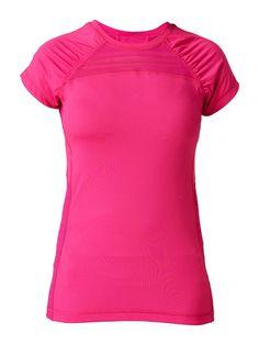 #ROXYOutdoorFitness Endurance Tee - with soft, super-wicking fabric