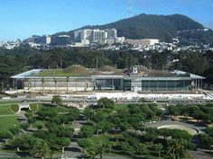 California Academy of Sciences' Living Roof