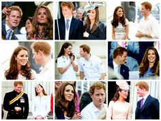 Kate And Harry, Queen, Royals, People, People Illustration, Royalty, Folk