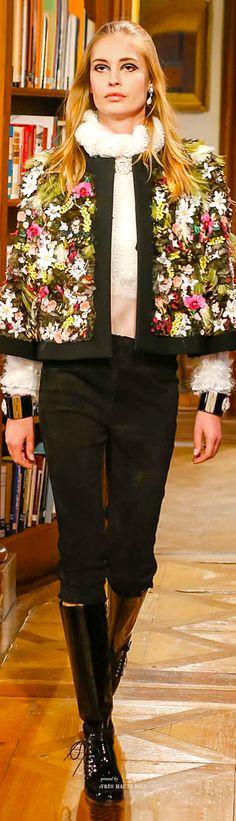 Chanel Pre-Fall 2015 ♔THD♔ Métiers d'Art Show, Salzburg