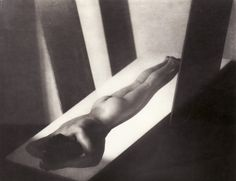 From a fantastic portfolio of Czech nudes,  Frantisek DRTIKOL - Nu  1929. I paid 50 euros for this....you can collect wonderful work without a grand inheritance ;-)