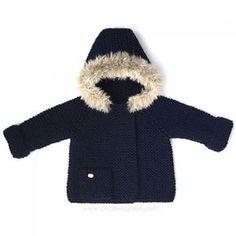 Пальто для ребенка платочным узором-МК!