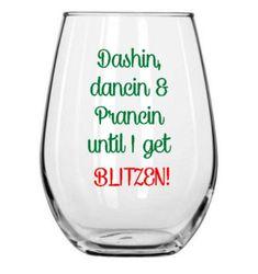 Thanksgiving Wine Glass – Gobble til ya Wobble