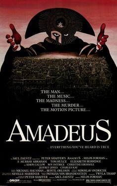 Amadeus - I LOVE this movie