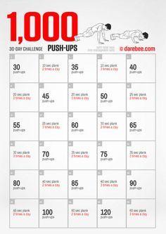 Perfect Pushup Workout Chart Push Up Workout Pull Up Challenge Push Up Challenge