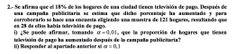 Ejercicio 2B 2000-2001 SETIEMBRE. Contraste de hipótesis.  Pau de matemática para ciencias sociales, Canarias.