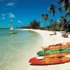 Beautiful beach in The Gambia,such an amazing place to visit