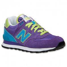 NewB 574 Purpuras verdes y celeste -   ZG