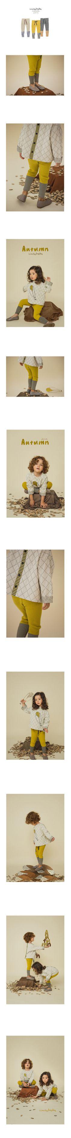 luxe detail leggings pants - LIMITEDOUDOU