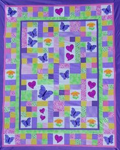 TWIN Quilt PATTERN  PDF  twin size bed quilt  by pixieharmony, $6.95