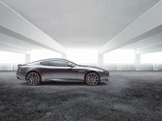 Niet op de IAA: Aston Martin DB9 GT Bond 007 Edition