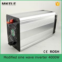 MKM4000-242G power bright power inverter peak 8000w inverter 4000w modified sine wave off grid power inverter dc 24v to ac 220v #Affiliate