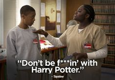 """What's so special about Harry Potter, anyway?"" 