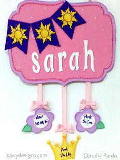 Letreros para decorar la puerta del hospital en el nacimiento de tu bebé, decorar la habitación, como regalo de cumpleaños, como reconocimiento en deportes...