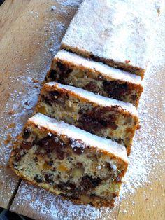 Vánoční chlebíček z přebytečných bílků Slovak Recipes, Czech Recipes, Sweet Desserts, Sweet Recipes, Sweet Cakes, What To Cook, Pound Cake, Christmas Baking, Amazing Cakes