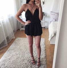 Simple Summer to Spring Outfits to Try in 2019 – Prettyinso Cute Summer Outfits, Cute Casual Outfits, Sexy Outfits, Spring Outfits, Fashion Outfits, Casual Summer, Summer Dresses, Outfits Juvenil, Outfit Goals