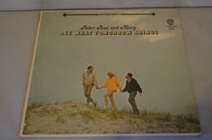 Vintage Record Peter, Paul and Mary: See What Tomorrow Brings Album WS-1615 by FloridaFinders on Etsy