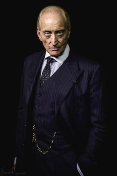 And Then There Were None (2015) Dapper Gentleman, Gentleman Style, Last Action Hero, Dracula, Charles Dance, English Gentleman, Burberry Men, Gucci Men, Costume Shop