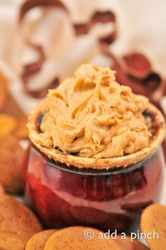 A while back I shared one of my favorite quick dips for The Best Cookie Dough Dip that is wonderful anytime of the year for serving at get-togethers. Well, now I have another one for you that is absolutely perfect for the Christmas season or anytime you have a craving for gingerbread. It's