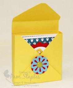 Cute mini card box