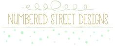 Numbered Street Designs