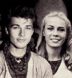 Morten and Camilla