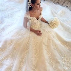 "⠀⠀⠀⠀⠀ ⠀⠀⠀⠀✨Haute Couture✨ on Instagram: ""Beautiful Bride  @aigera.aitmoldina"""