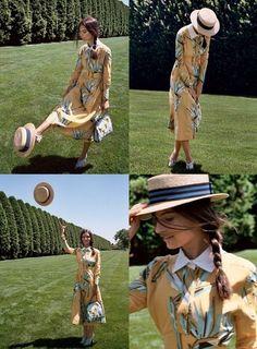 Emily Ratajkowski for Vogue - BIZmato.com