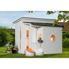 Play Houses, Garage Doors, Loft, Outdoor Structures, Outdoor Decor, Home Decor, Fri, Stockholm, Anna