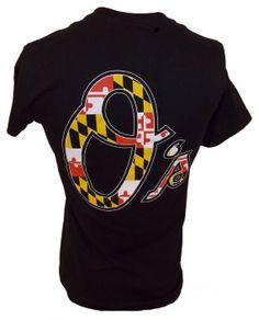 Maryland Flag Crab & O's Awesome Design Get yours by HomeGamers, $19.99