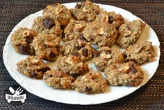 Banános zabpelyhes keksz - Keva Blog Cookies, Desserts, Blog, Crack Crackers, Tailgate Desserts, Deserts, Biscuits, Postres, Blogging