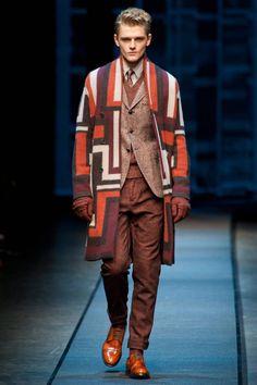 Canali Fall 2013 Menswear #PurelyInspiration