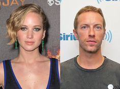 Jennifer Lawrence and Chris Martin Break Up  Jennifer Lawrence, Chris Martin.          YAY!!!!!!!